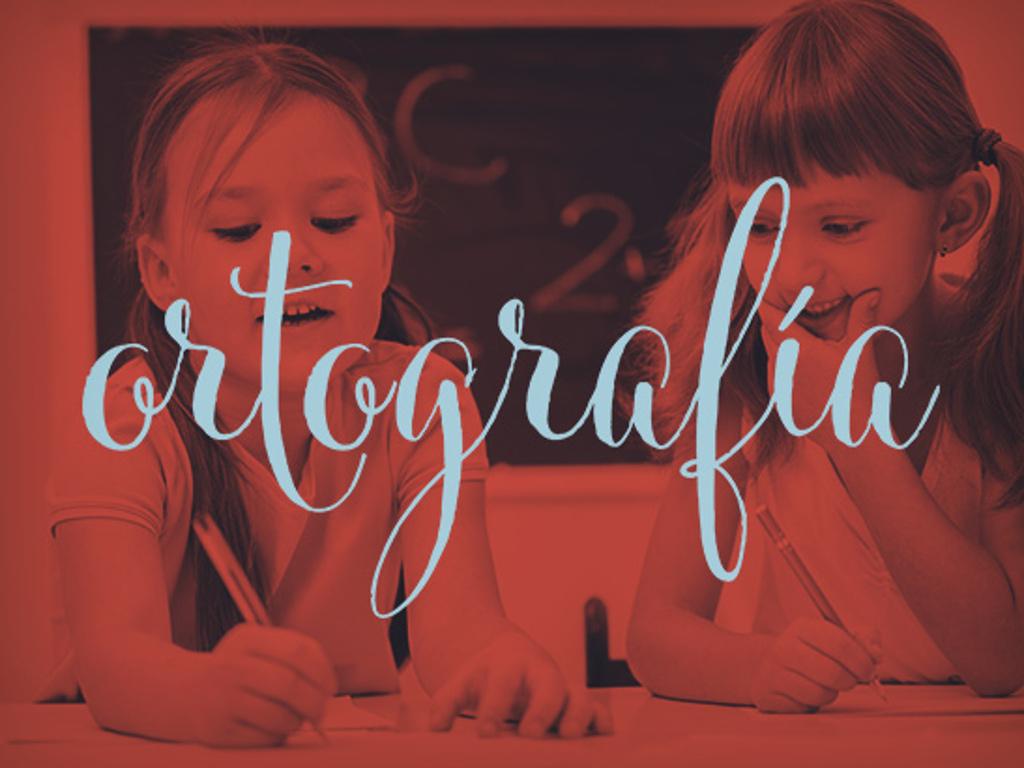 Blogortografía